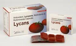 Lycopene Multivitamin Multimineral Capsules