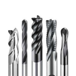 Solid Carbide Square End Mill