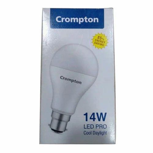 14 Watt Crompton Led Bulb At Rs 170 Piece Kellys Chennai