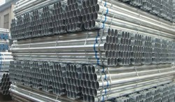 Galvanized Round Pipes