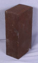 Dark Brown Heat Resistant Magnesite Bricks (Cr-Mg Bricks) For Side Walls