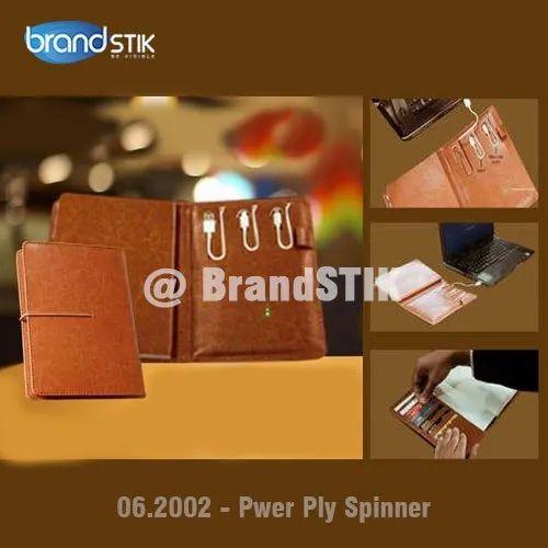 Diary Power Bank