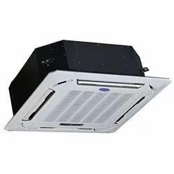 3 Star Ceiling Mounted Carrier Cassette Air Conditioner, Cooling Capacity: 1 Ton