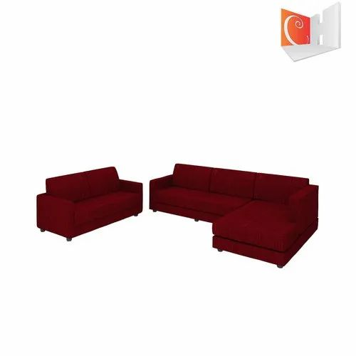 Cubit Homes  5 Seater Bolt Sofa Set
