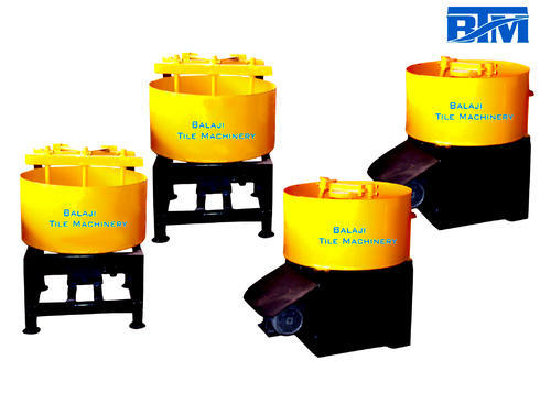 Color Pan Mixer Manufacturer From Delhi