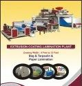 PP and PET Box Strapping Plant - Extruder