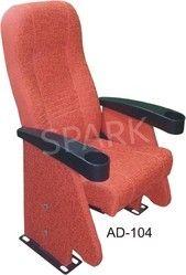 AD-104 Auditorium Push Back Chair
