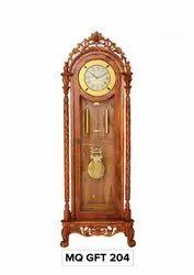 Teakwood Grand Father Clocks
