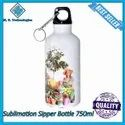 750 ml Sublimation Sipper Bottle