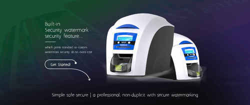 Orphicard Duplet ( Same As Magicard Enduro 3e ) Dual Side Id Card Printer