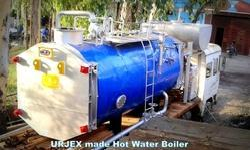 Mobile Hot Water Boiler
