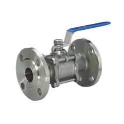 Stainless Steel Ball Valve DBB-05 Series 19mm Bore