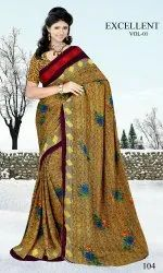 Lowest range printed saree