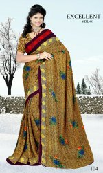 Excellent Chiffon Saree