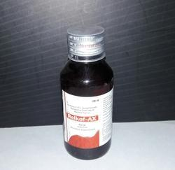 Guaiphenesin Ambroxol Terbutaline Sulphate Menthol Syrup, Packaging Size: 100 mL