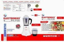 Electromixx - 450 Watts Mixer Grinder (Model - Orra), Capacity: 2 Jars