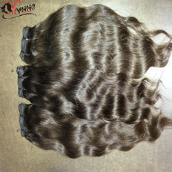Brown Color Human Hair