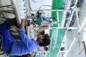 Led Bulb Tikki Fitting Machine