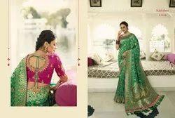 Sulakshmi Rajasi 6001-6015 Series Pure Banarasi Silk Saree