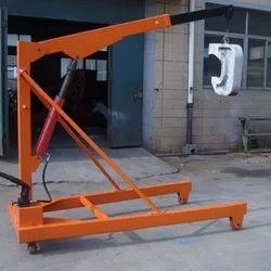 Battery Operated Floor Cranes