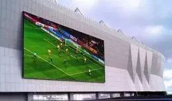 P10 Outdoor Advertising LED Screen Display