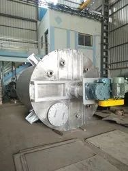 Stainless Steel Chemical Mixing Vessel, Capacity: 1000-10000L