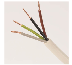 3 Core PVC Sheathed Flexible Cable