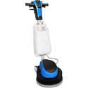 Single Disc Scrubber 1.5HP with brush & pad driver