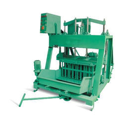 Automatic Brick Making Machines, Capacity: 500-1000 bricks per hour