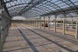 Factory Construction, Bharuch And Halol