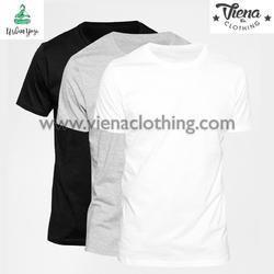 Plain Round Neck Tshirt