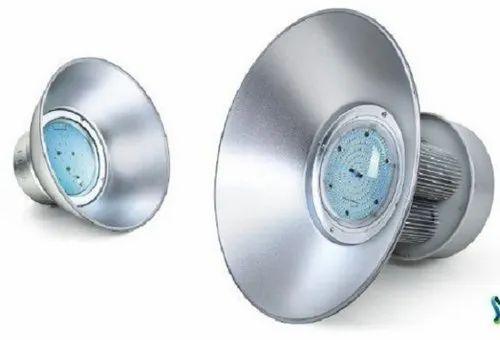 Aluminium 3000k-6500K SYSKA LED HIGH-BAY LIGHT 150W, Model Name/Number: Ssk-hbg-150w, IP Rating: IP65