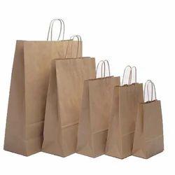 Brown Craft Paper Bag