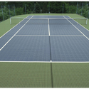 Sports Flooring For Tennis