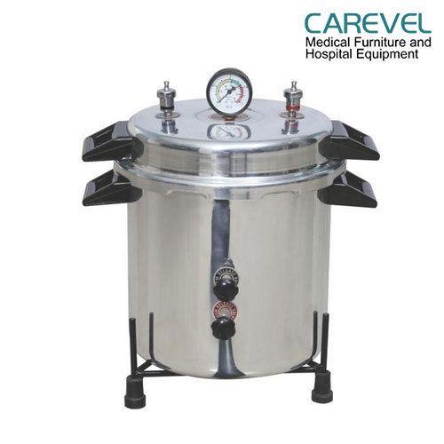 Portable Autoclave Vertical High Pressure Steam
