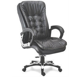 SPS-136 High Back Director Leather Chair