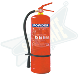 Sole Safe Dry Powder Type Extinguisher