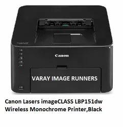 Wireless Monochrome Printer, Black