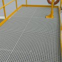 FRP Rooftop Grating
