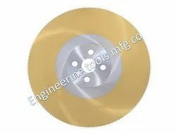 Engineering Tools 125-400mm COC Cutter (Cut Of Carriage) Cold Saw Blade, For Tube Mills/Pipe Cutting
