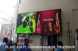 P3 Indoor Rental LED Video Wall