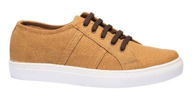 North Star Tan Brown Casual Shoes For