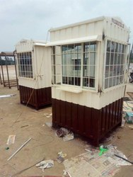 Portable Security Cabins Manufacturer