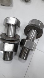 Stainless Steel Nut Bolt 316L Grade