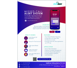 Miss Call Alert System