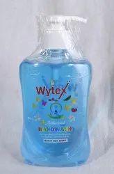 Liquid Gel Netural WYTEX HANDWASH 250 ML, Packaging Type: Bottle