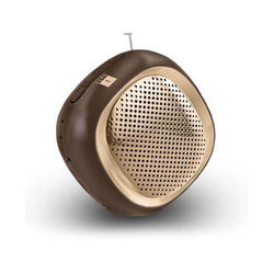 Brown iBall Bluetooth Speaker