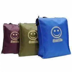 Polyester Plain Diesel Tiffin Bag