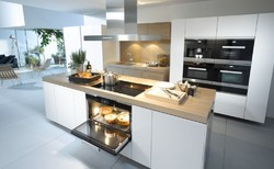 Commercial High End Kitchen