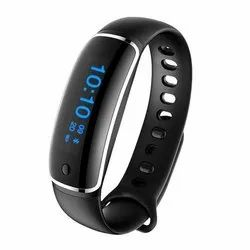 Black M3 Fitness Band OG Quality, Packaging Type: Box, Cable Socket